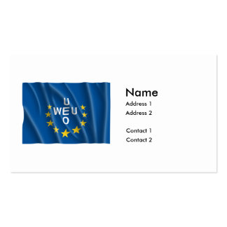 European union business cards 65 european union business for Union business cards