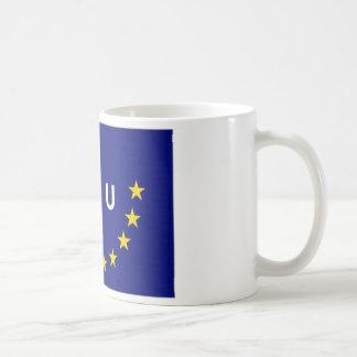 Western European Union Flag Coffee Mug