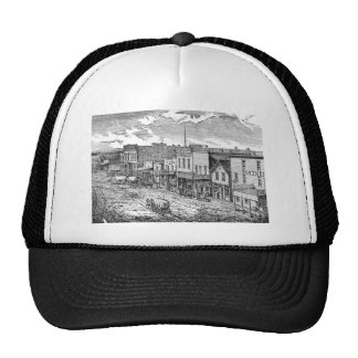 Western expansion in frontier America Trucker Hat