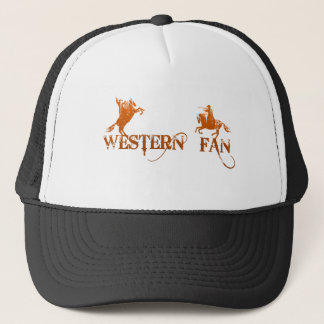Western Fan Trucker Hat