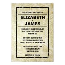 Western Farm Wedding Invitations Custom Invites