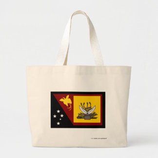 Western Fly River Province PNG Tote Bags