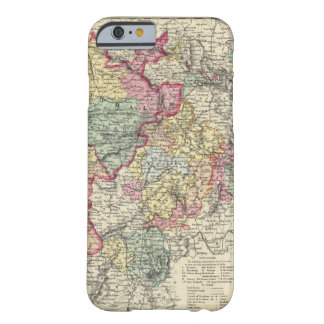 Western Germany 2 Barely There iPhone 6 Case