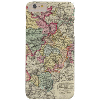 Western Germany 2 Barely There iPhone 6 Plus Case