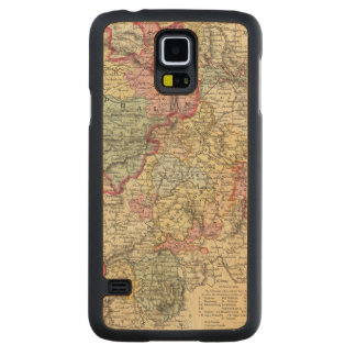 Western Germany 2 Carved Maple Galaxy S5 Slim Case