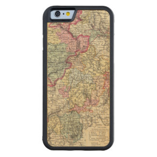 Western Germany 2 Carved Maple iPhone 6 Bumper Case