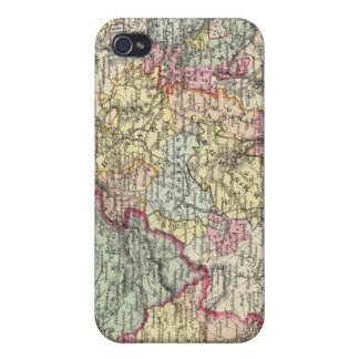 Western Germany 2 iPhone 4/4S Case