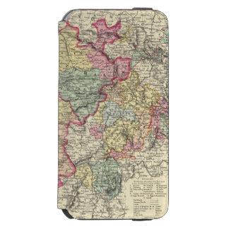 Western Germany 2 iPhone 6/6s Wallet Case