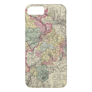 Western Germany 2 iPhone 8/7 Case