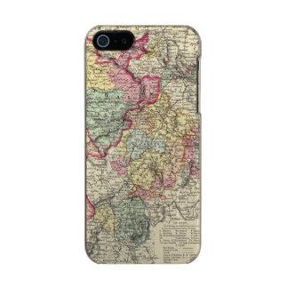 Western Germany 2 Metallic iPhone SE/5/5s Case