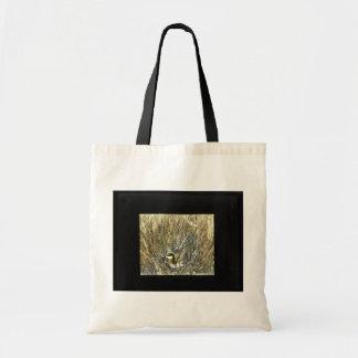 Western Grebe Tote Bag