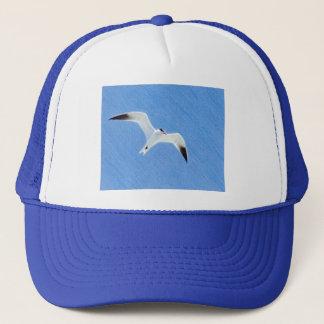 Western Grebe Wildlife Gift Trucker Hat