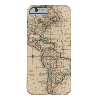 Western Hemisphere 12 Barely There iPhone 6 Case