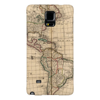 Western Hemisphere 12 Galaxy Note 4 Case