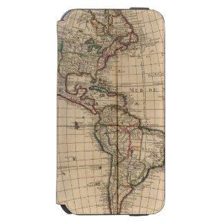 Western Hemisphere 12 iPhone 6/6s Wallet Case