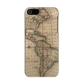 Western Hemisphere 12 Metallic iPhone SE/5/5s Case