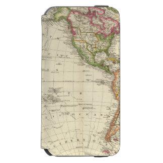 Western Hemisphere 13 iPhone 6/6s Wallet Case