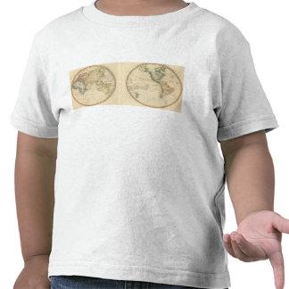 Western Hemisphere 15 T-shirts