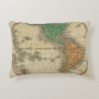 Western Hemisphere 16 Accent Pillow