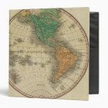 Western Hemisphere 16 Binder