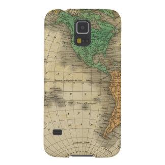 Western Hemisphere 16 Galaxy S5 Case