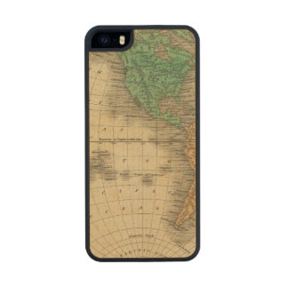 Western Hemisphere 16 Maple iPhone 5 Slim Case