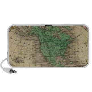 Western Hemisphere 16 Notebook Speakers