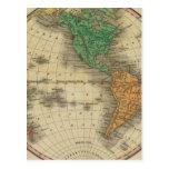 Western Hemisphere 16 Postcards