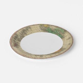 Western Hemisphere 16 7 Inch Paper Plate