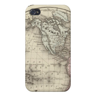 Western Hemisphere 17 Covers For iPhone 4
