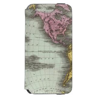 Western Hemisphere 18 iPhone 6/6s Wallet Case