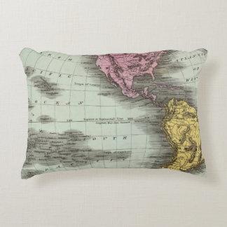 Western Hemisphere 18 Accent Pillow