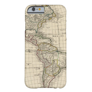 Western Hemisphere 2 2 Barely There iPhone 6 Case
