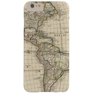 Western Hemisphere 2 2 Barely There iPhone 6 Plus Case