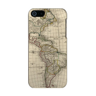 Western Hemisphere 2 2 Metallic iPhone SE/5/5s Case