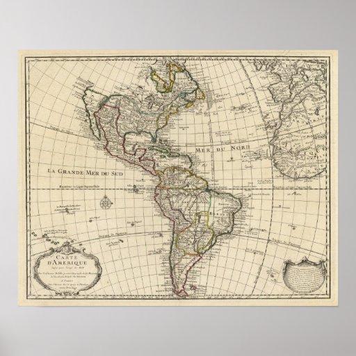 Western Hemisphere 2 Posters