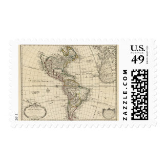 Western Hemisphere 2 Stamp