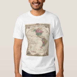 Western Hemisphere 2 Tee Shirt