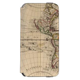 Western Hemisphere 3 iPhone 6/6s Wallet Case