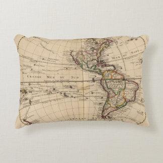 Western Hemisphere 3 Accent Pillow