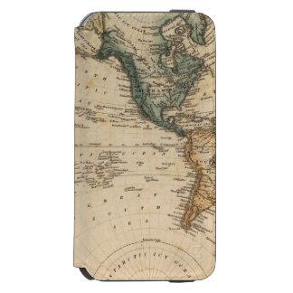 Western Hemisphere 5 2 iPhone 6/6s Wallet Case
