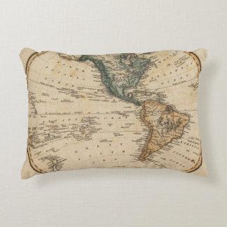 Western Hemisphere 5 2 Accent Pillow