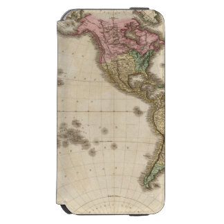 Western Hemisphere 5 iPhone 6/6s Wallet Case