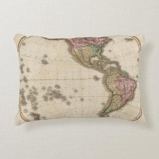 Western Hemisphere 5 Accent Pillow