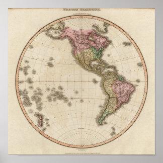 Western Hemisphere 5 Posters