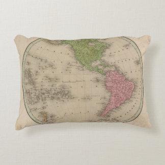Western Hemisphere 9 Accent Pillow