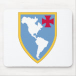 western hemisphere institute for security cooperat mouse pad