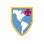 western hemisphere institute for security cooperat postcard