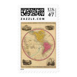 Western Hemisphere Postage