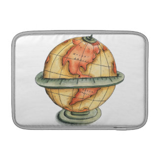 Western Hemisphere Sleeve For MacBook Air